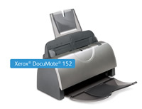 Xerox DocuMate 152 18ppm Color Duplex 8.5x14.5