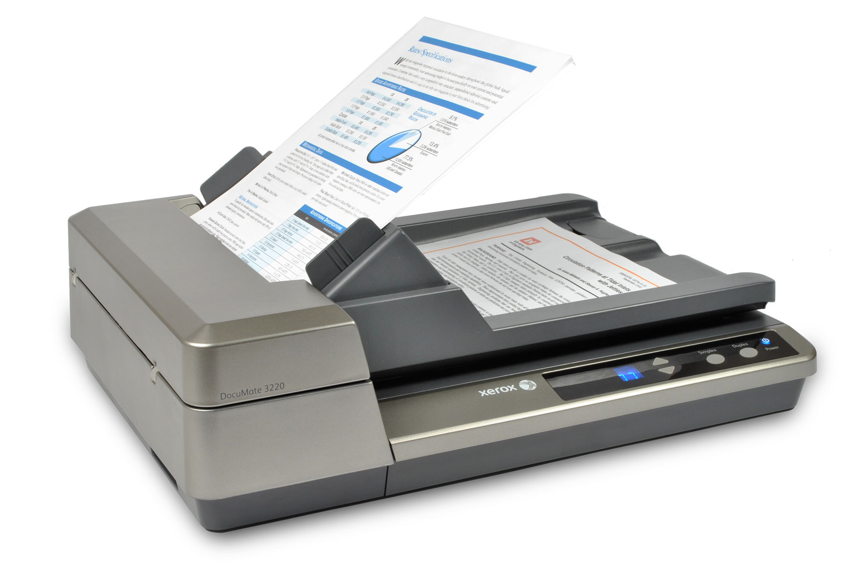 Scanners | United States - Xerox Scanners
