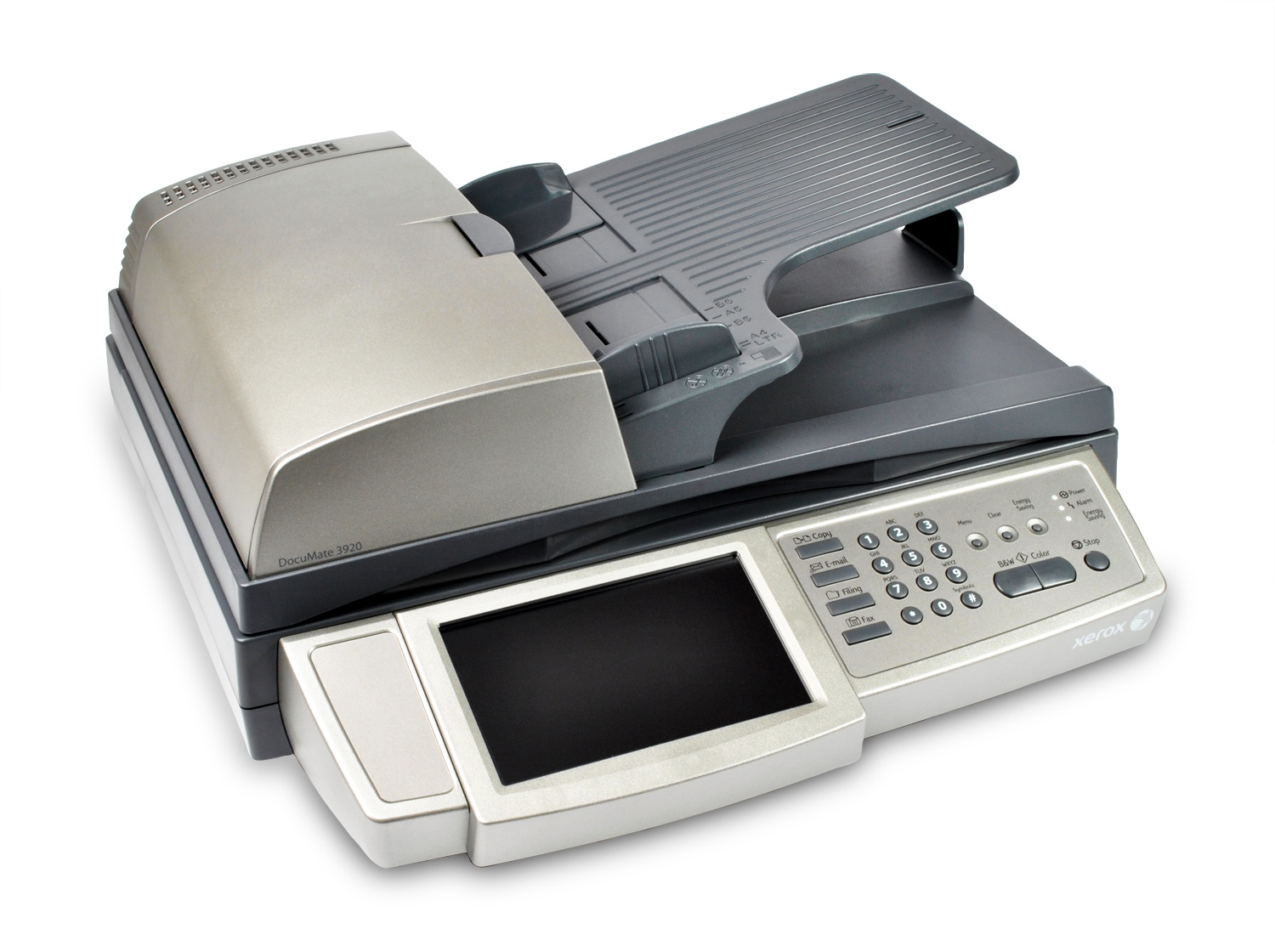 Xerox DocuMate 3920 20ppm Color Duplex 8.5x14