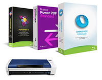 Nuance Pro Bundle with Free Scanner